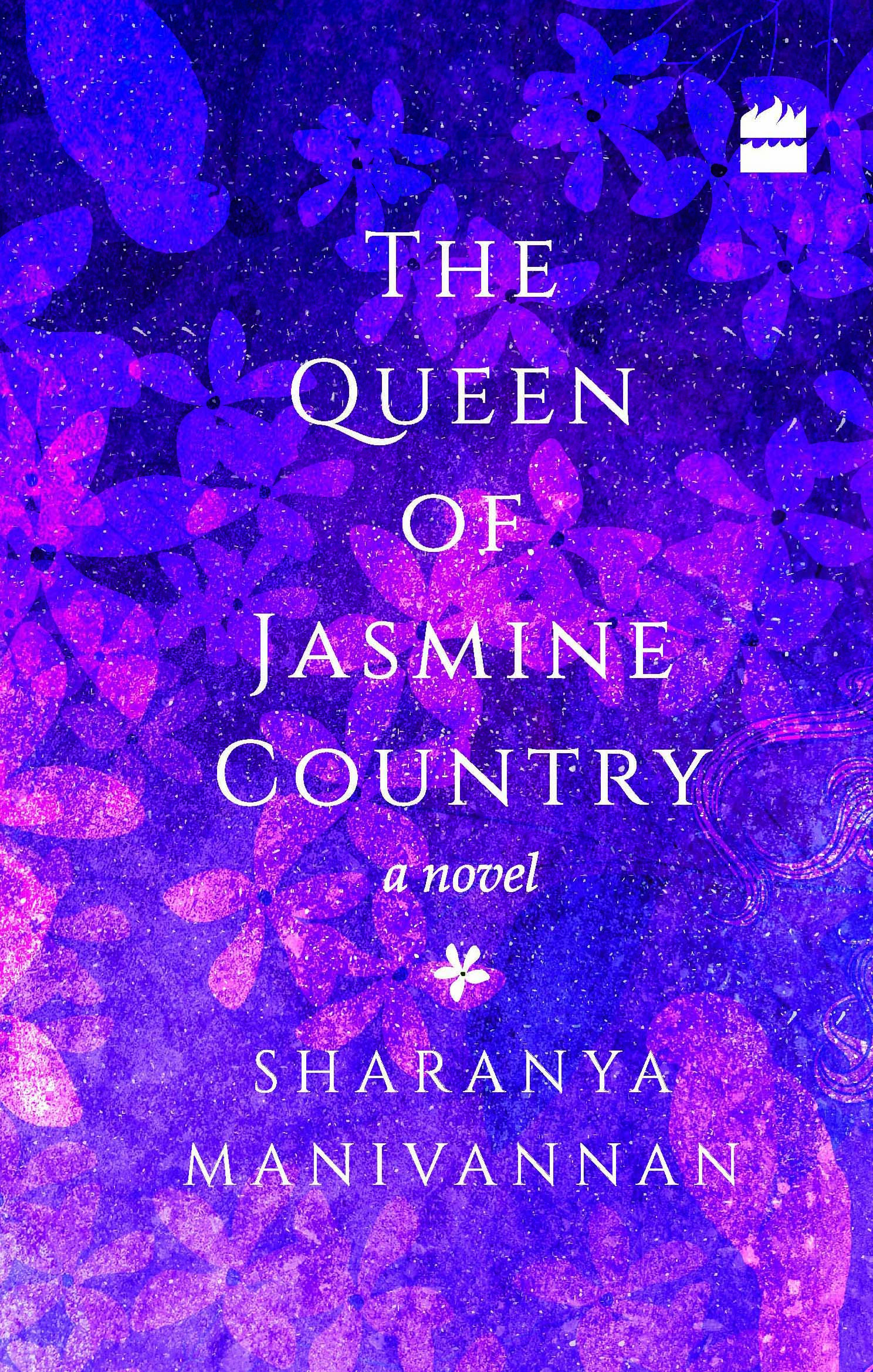 The Queen of Jasmine Country_Cover Spread